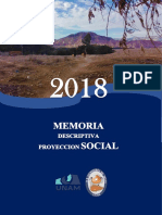 Año Del Dialogo y La Renconciliacion Nacional