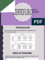 Ser Inmigrante en Chile