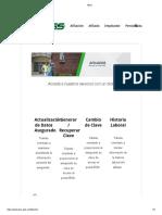 Iess Nueva Pagina Web y Servicios 2018-09