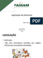 Aula Legislação