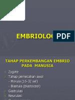 BAB 3. Embriologi