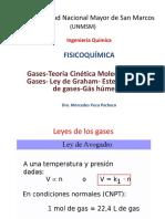 Semana 2 3. Teoria Cinetico Molecular de Los Gases Mezcla de Gases Gas Humedo 2018