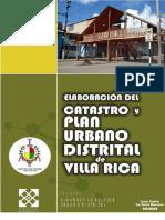 Memoria Plan Urbano Distrital