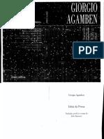 AGAMBEN - a ideia da prosa.pdf