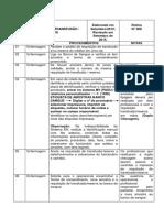 008 - Rotina Requisição de Transfusão Reserva