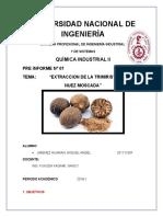 Preinforme 1 Quimica Industrial 2