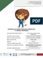 Nuevo Protocolo 2018 I 5o Primaria