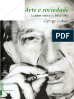 [Pensamento Crítico] György Lukács - Arte e So.pdf