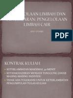1. Limbah Cair