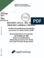 REGIMEN DEL NUEVO PROCESO LABORAL CHILENO Rodolfo Walter y Gabriela Lanata.pdf