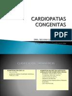 Cardiopatias Congenitas Silvana