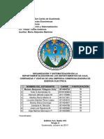 Organización y Sistematización - EESA -