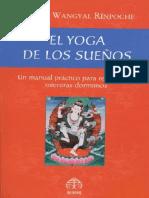El Yoga de Los Sueños