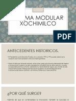 Sistema Modular Xochimilco