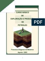 Exploração de petróleo e gás