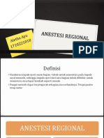 Regional Anestesi Aletha