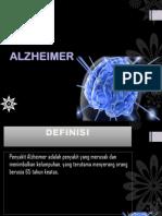 alzheiemr