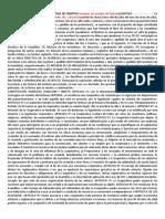 Acta Constitutiva de La Cooperativa de Credito