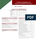 Planes de Estudios-Maestria-Estructural ESCUELA ING
