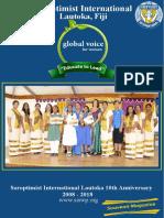 SI Lautoka 10th Anniversary Magazine