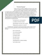 Munting Pangarap-journal 2