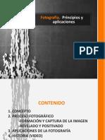 La fotografía principios y aplicaciones
