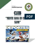 2. Club de Deportes