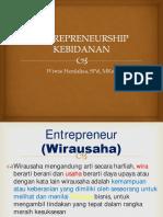 Entrepreneurship Kebidanan