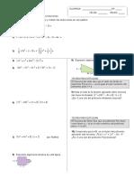 Teorema Del Residuo y Del Factor