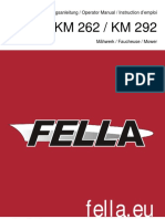 Fella Operators Manual
