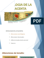paologia placentara