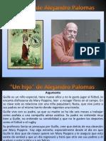 Un Hijo de Alejandro Palomas