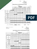 Clasa v 2018-2019 Planul Calendaristic Semestrial