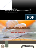 Performance Appraisal PPT