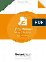 FoxitReader9.1 Manual