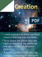 6-3 the Creation