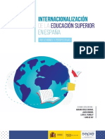 SEPIE ESP Internacionalizacion