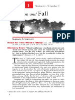 Creation and Fall SSL1