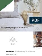 Housekeeping 2018