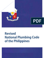 Revised National Plumbing Code of the Philippines 1