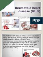 Reumatoid Heart Disease (RHD)