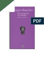Ranciere+Jacques+-+El+Reparto+De+Lo+Sensible