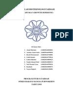 Makalah Bioteknologi Farmasi Kel 2