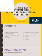 chap12the third party intervention-litigation