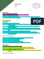 Program CND 2018