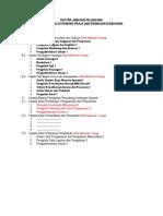 16. Daftar Jabatan Pelaksana Satpol Pp Damkar