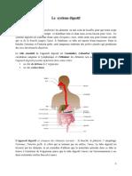 Le Systeme Digestif-pentru Studenti