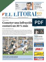 El Litoral Matutino 20180930