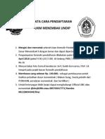 FORMULIR MENEMBAK PD9