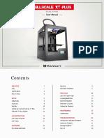 Fullscale XT Plus User Manual